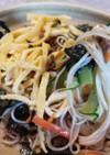 旨みがたっぷり☆辛くない素麺のピビン麺