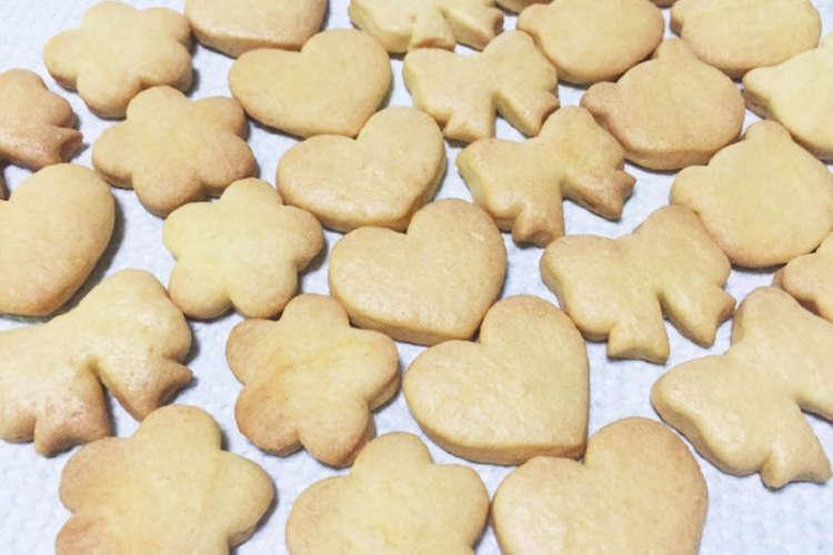 簡単 クッキー の 作り方 ホットケーキミックスでクッキーのレシピ・作り方