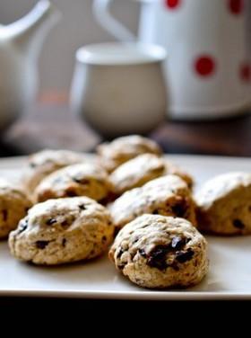 チアシードのチョコチップクッキー