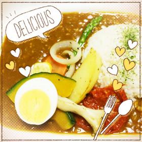 ☆夏野菜カレー☆