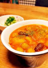 チリコンカン(スープ多め)