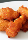 簡単! 鶏肉のささみチキンナゲット