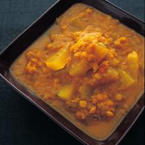 冬瓜の豆カレー