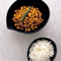 大豆のヨーグルトドライカレー