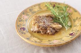 鶏肉のマスタードソテー