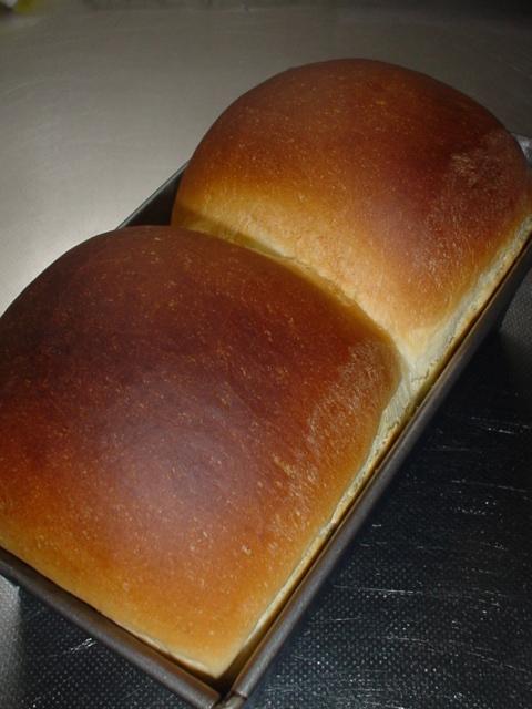 ☆手ごね☆パウンドケーキ型で焼く食パン