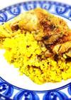 炊飯器で簡単☆鶏肉丸ごとドライカレー☆