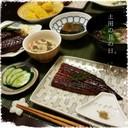 【魚料理】グリルで丁寧に焼いた鰻の蒲焼き