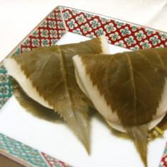 長命寺桜餅(焼桜餅)