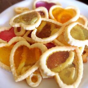 飴を使った簡単クッキー( *ˆoˆ* )