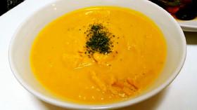 簡単過ぎる※濃厚かぼちゃスープ※