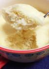 粉チーズで蒸しパン