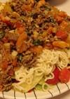 簡単♪アジアン風味のサッポロ一番塩サラダ