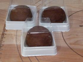チョコ饅頭