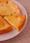 HMとスライスチーズで超簡単チーズケーキ