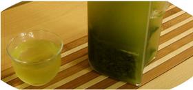 【お茶の京都】水出し煎茶
