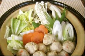 定番☆塩ちゃんこ鍋