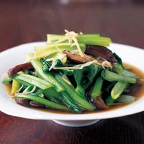 小松菜のあっさり煮もの