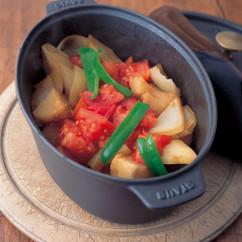 トマト味の煮もの