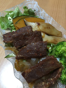 ガッツリ 焼き肉丼