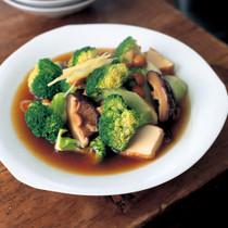 ブロッコリーのトロトロ煮