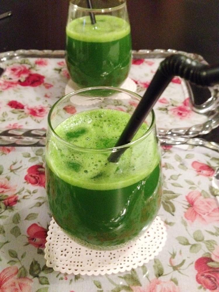 緑黄野菜&果物でコールドプレスジュース♡