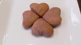 親子で作る紫いもクッキー