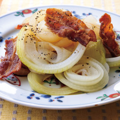 玉ねぎたっぷり豚肉の重ね煮