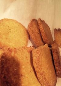 糖質制限!大豆粉サクサククッキー。