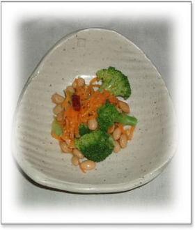 野菜の簡単マリネ