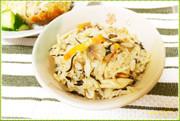 簡単!ツナ缶と昆布の炊き込みご飯☆3合の写真