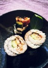 鰻きゅう巻き寿司~土用の丑の日などにも!