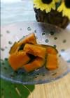 ガッテン流?!かぼちゃの煮物♪