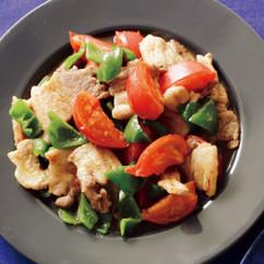 トマトカレー回鍋肉