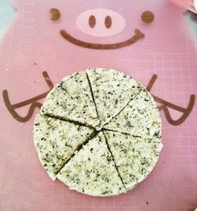 レンジで簡単!豆腐とおからのケーキ♡
