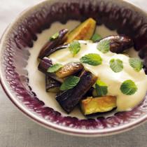 なすの揚げ焼き豆腐のソース
