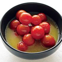 トマトオレンジマリネ