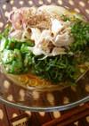亜麻仁油♡さっぱり薬味素麺