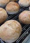 胡桃とクランベリーのハードパン