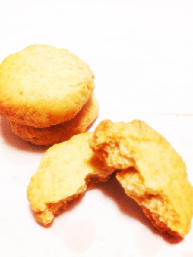 簡単☆いますぐ作れるクッキー