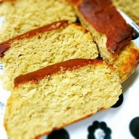 玄米粉100%パウンドケーキ♪卵小麦なし