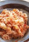 【離乳食中期〜】野菜のトマトリゾット