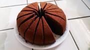 炊飯器チョコケーキの写真