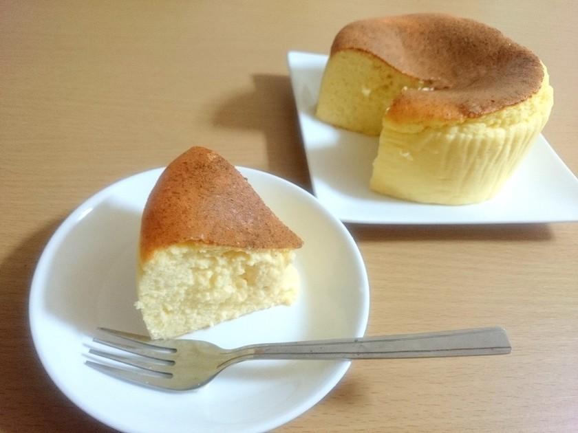 低糖質カッテージチーズケーキ