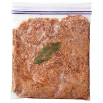 牛肉のケチャップマリネ