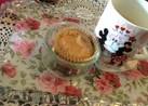 朝食用♪苺ジャムのアーモンドマフィン♡