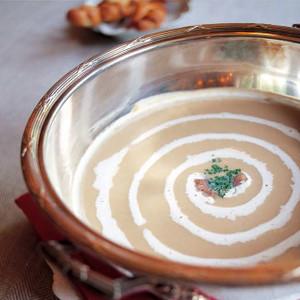 栗とさつまいものスープ