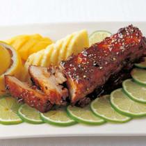 豚バラ肉のスペアリブ風