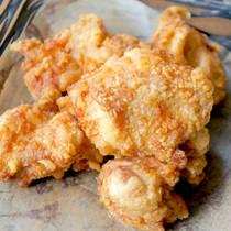 基本の鶏のから揚げ(醤油)
