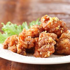 もも肉で作る油淋鶏